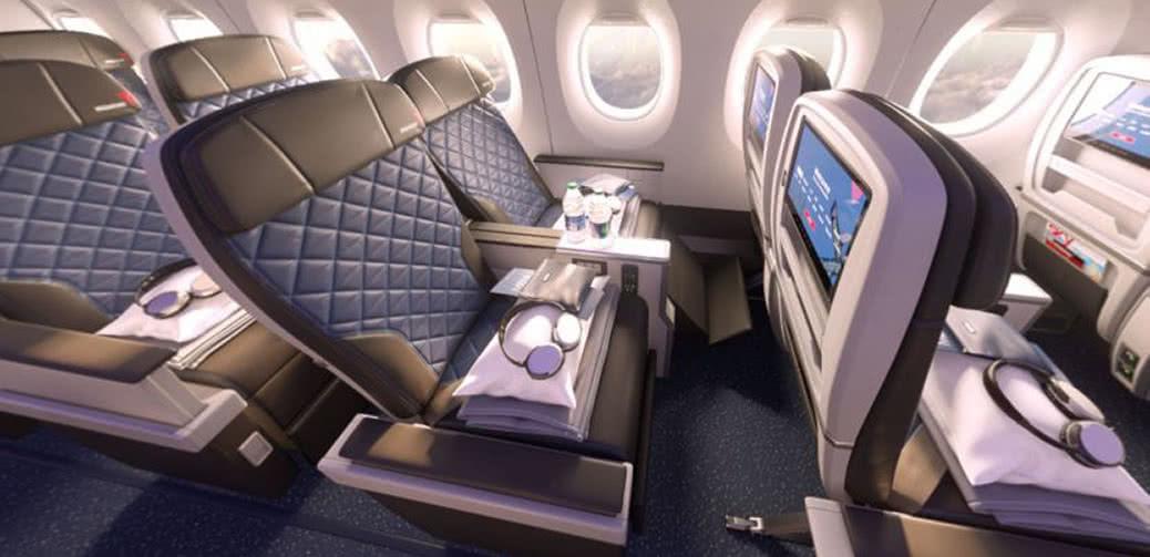 Amazing Deal Delta Premium Economy Less Than Coach News Luxury