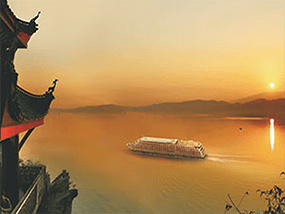 3 Or 4 Night Enchanting Yangtze River Cruise For 2 In China