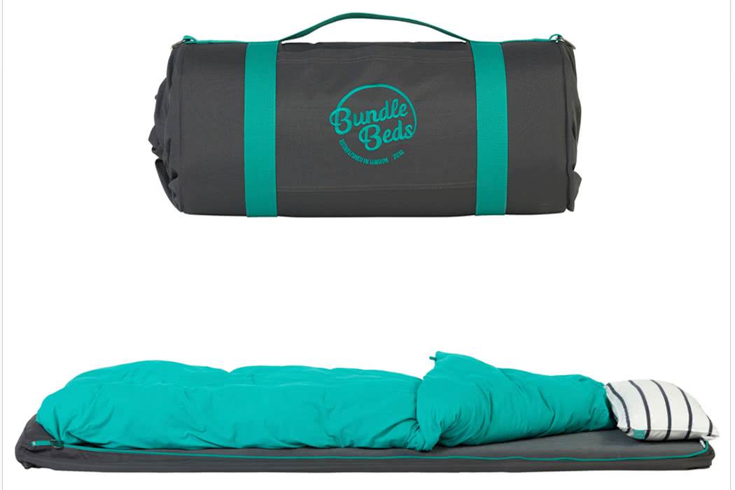 Brilliant Idea: Take Your Bed With You When You Travel!