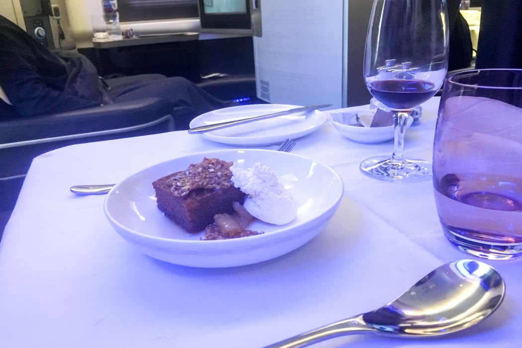Flight Review: British Airways 747 First Class Heathrow To America (SFO)