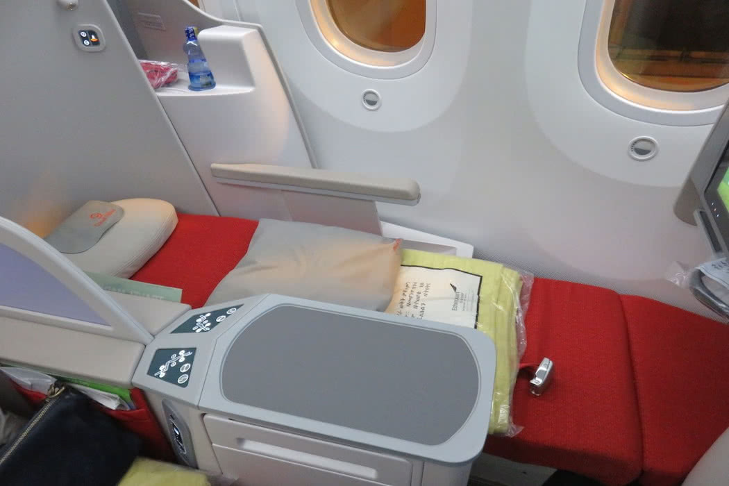 Flight Review: Ethiopian Airlines B787 Dreamliner Business Class