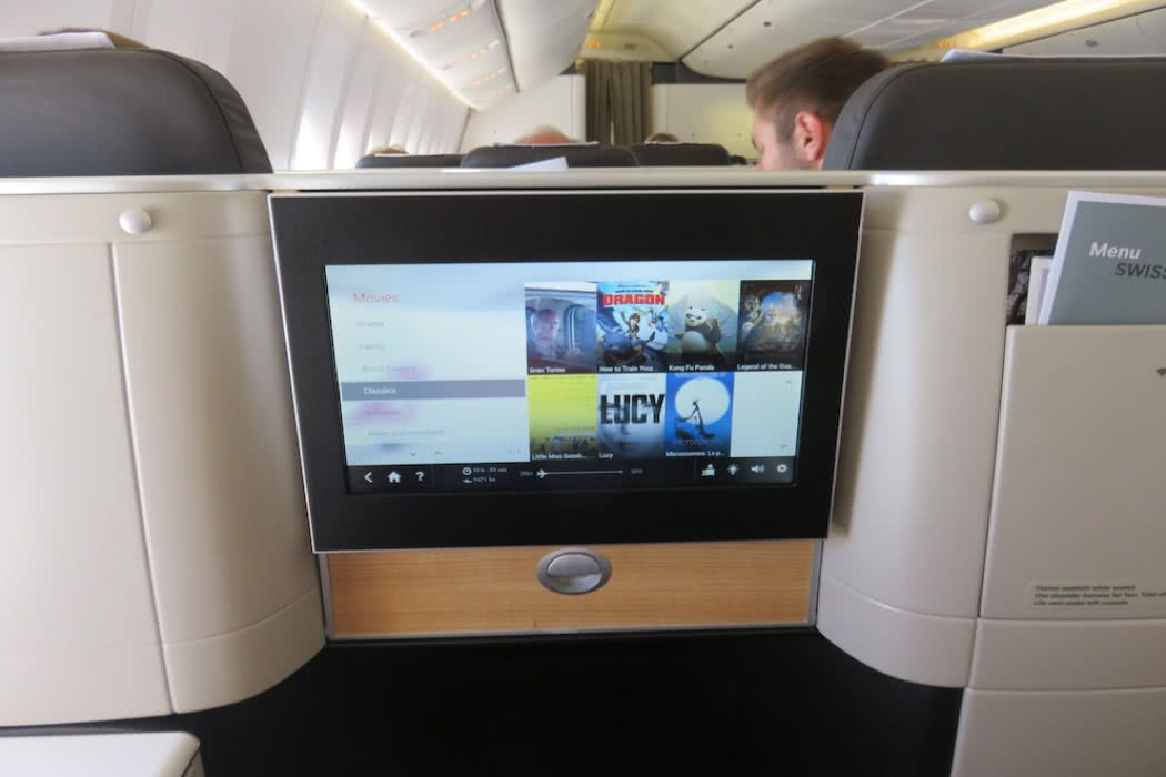 Flight Review: Swiss Boeing 777 Business Class Zurich to San Francisco