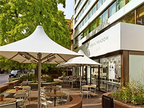 1 Night In Hyde Park London With Dinner At Urban Meadow Café