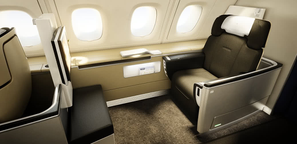 Lufthansa Long Haul First Class Flight Reviews