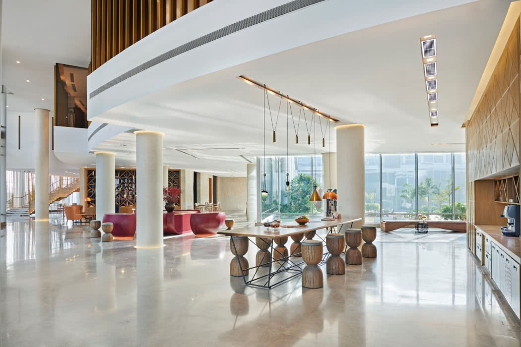 Hotel Review: Andaz Delhi In India