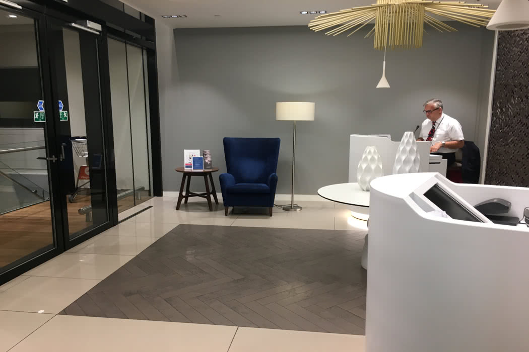 Review: British Airways Business Class Lounge, Amsterdam Airport