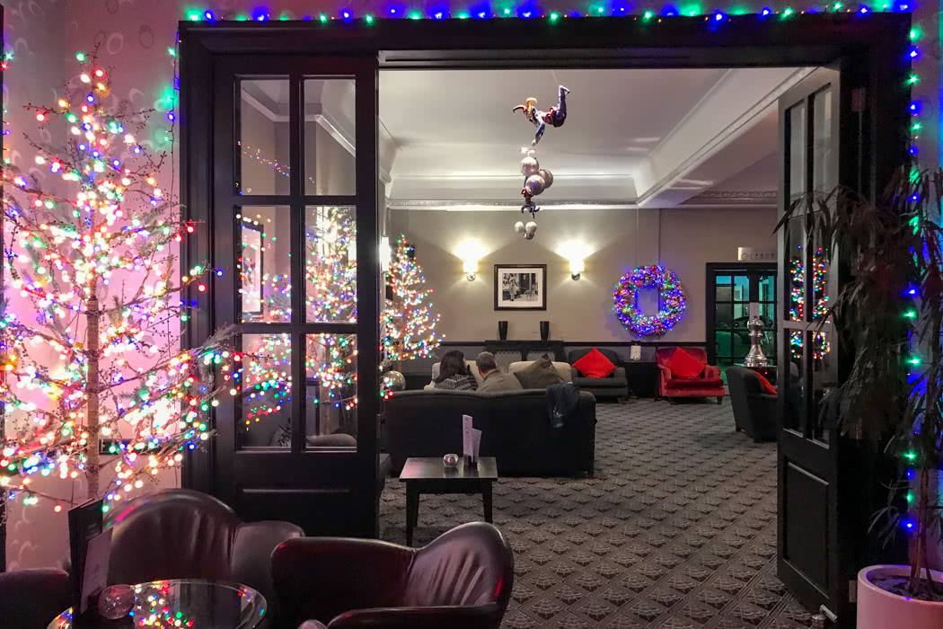 Review: The Cumberland Hotel, Eastcliff, Bournemouth