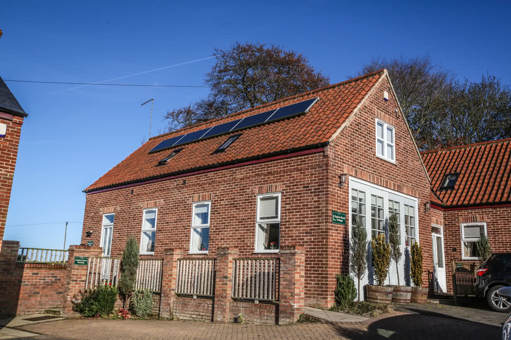 Engine Room Cottage In The Heart Of The Yorkshire Wolds