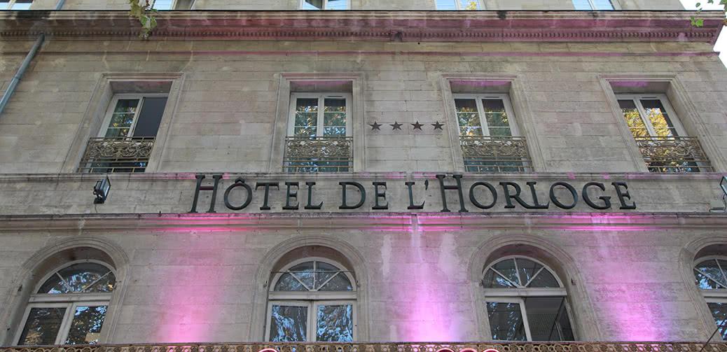 Review: Hotel de l'Horloge, Avignon