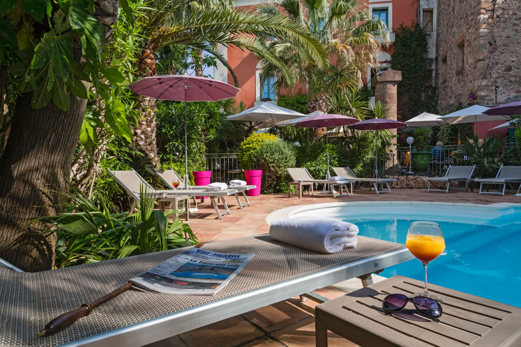 Review: Hôtel l'Aréna in Fréjus, Côte d'Azur, France