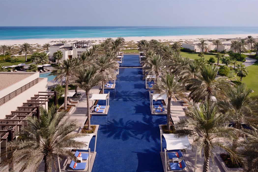 Review: Luxury Beach Resort Park Hyatt Abu Dhabi Hotel And Villas
