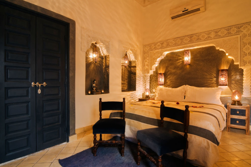 Review riad cinnamon in marrakech morocco hotels for Luxury riad in marrakech