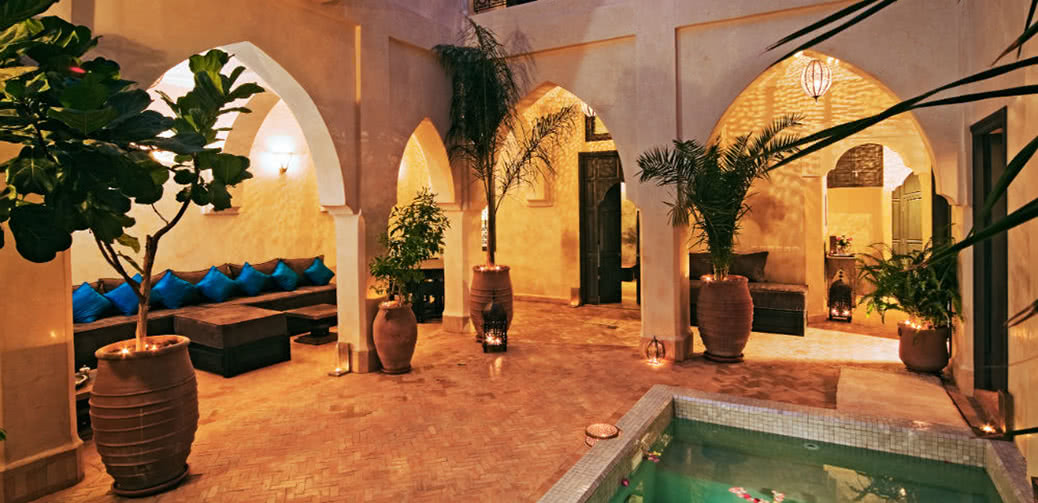 Review: Riad Cinnamon in Marrakech, Morocco