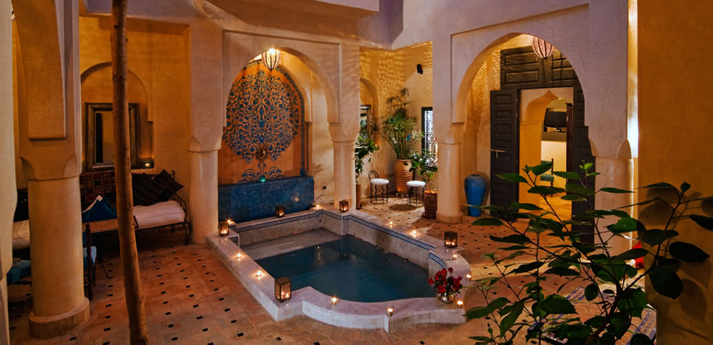 Review: Riad Papillon in Marrakech, Morocco