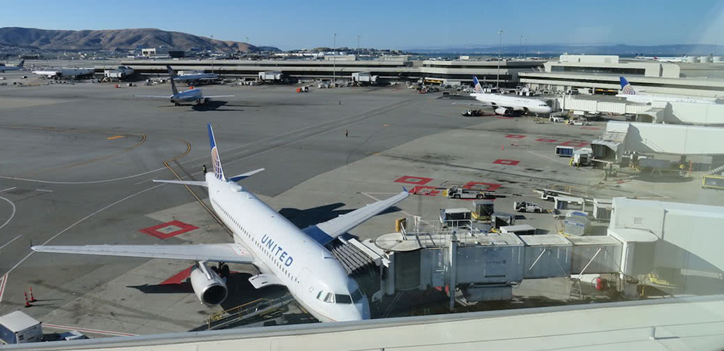 Review: United Club Lounge At San Francisco Airport