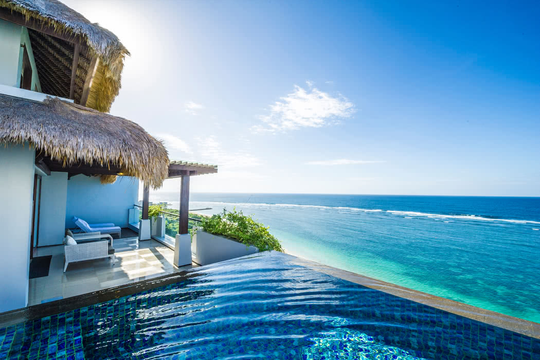 Idyllic Tropical Getaway Samabe Bali Suites & Villas in Bali