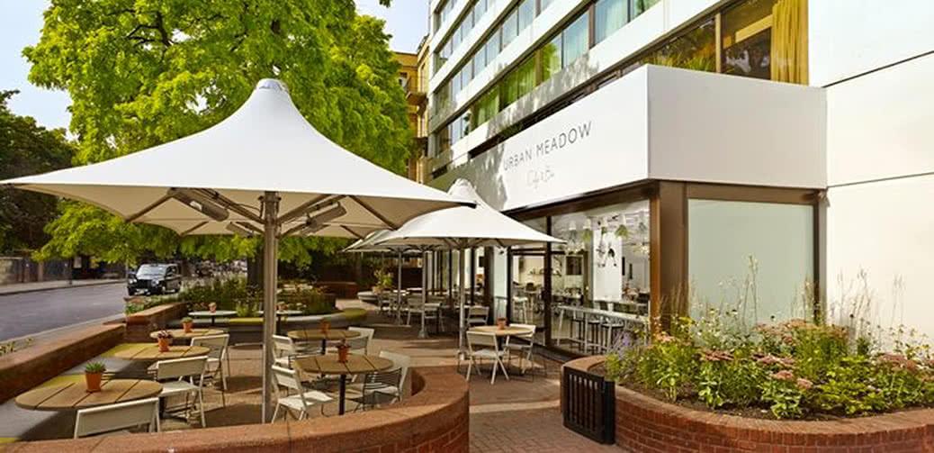 Urban Meadow Cafe: An Alfresco Gem On The Edge Of Hyde Park