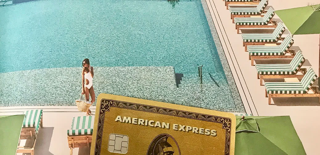 American Express Preferred Gold Travel Credit