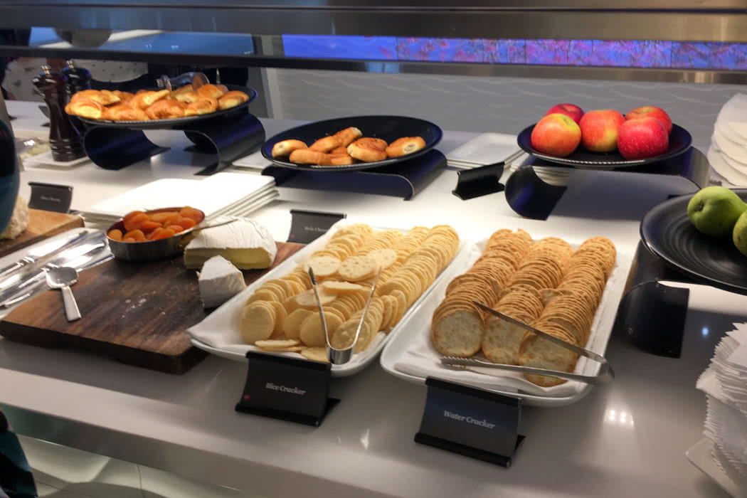Sydney Airport Lounge Review: Air New Zealand Lounge