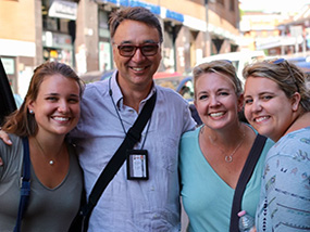 Rome History & Fun Half Day City Tour For 4 People
