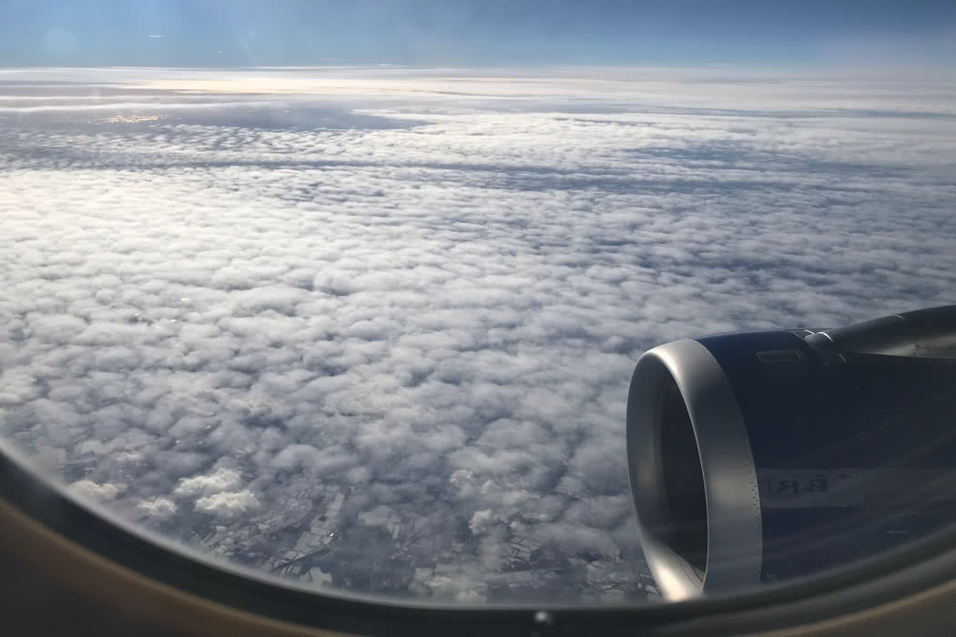 Flight Review: British Airways European Business Class