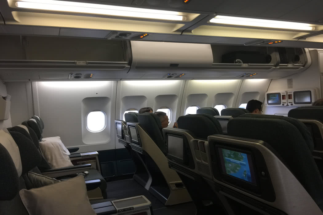 Flight Review: Cathay Dragon A330-300 Business Class