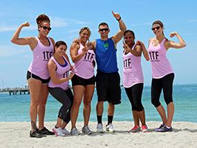 2 Night All Inclusive Fitness Retreat in Florida, USA