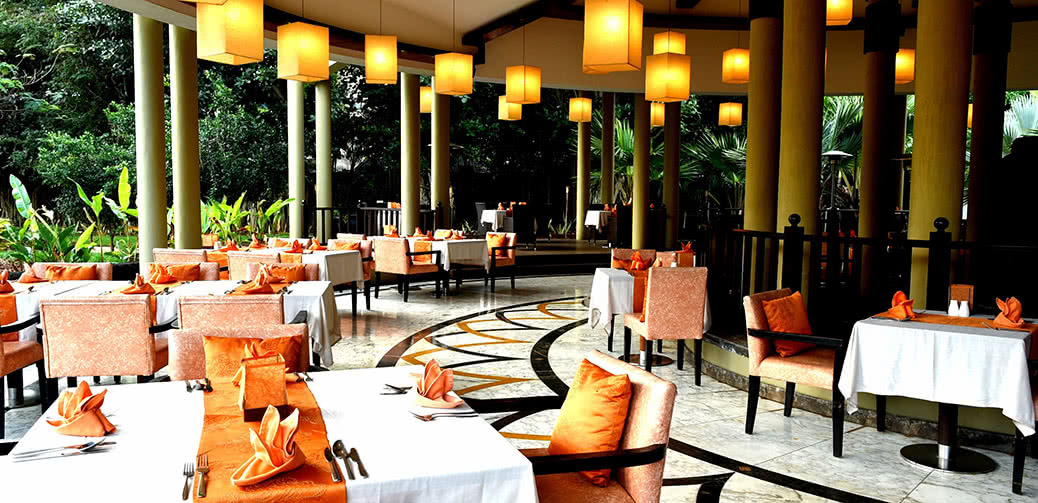 Indian Fine Dining At Veda, InterContinental Mauritius