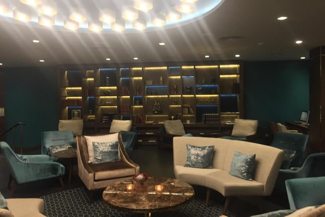 InterContinental Lisbon Club Lounge Review