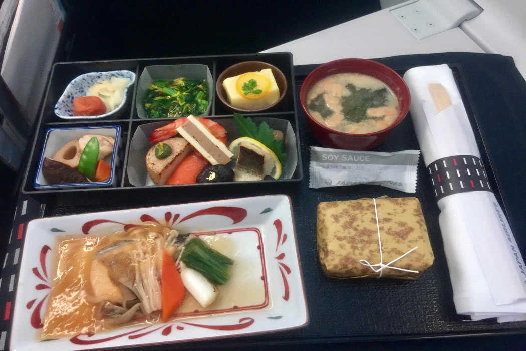 Flight Review: JAL Business Class Sky Suites Tokyo to Shanghai