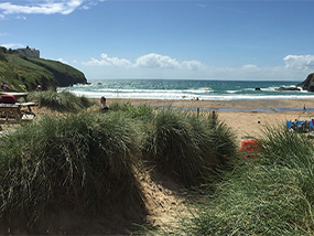 2 Nights Glamping For 4 Ppl In The Lizard Peninsula, Cornwall