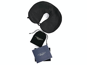 A Masters of Mayfair Luxury Inflatable Travel Neck Pillow