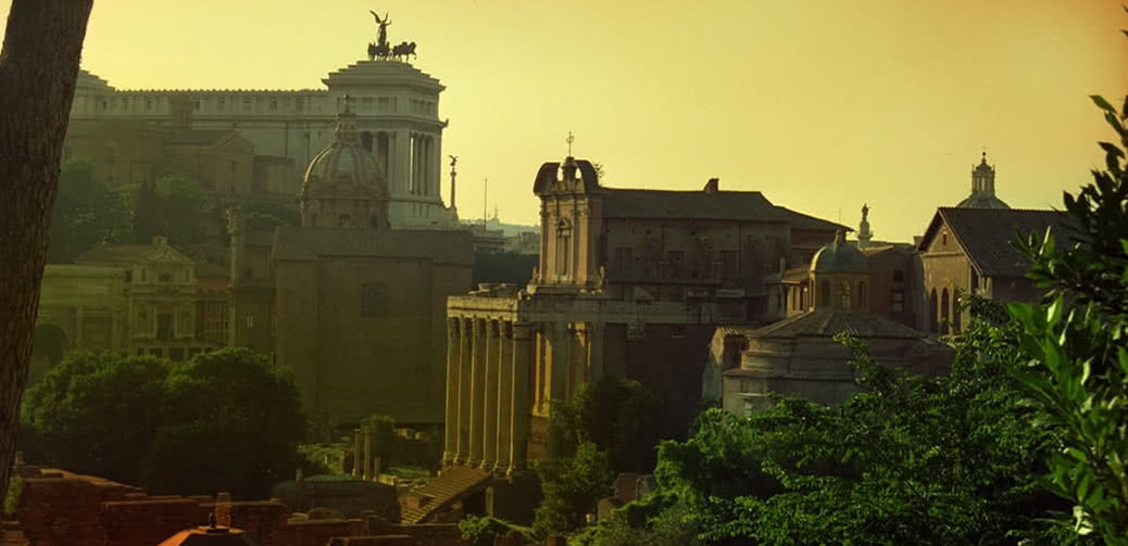 Rome Travel cover image
