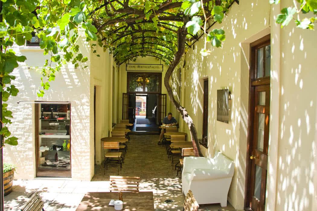 Review: Cape Heritage Hotel, Cape Town, South Africa