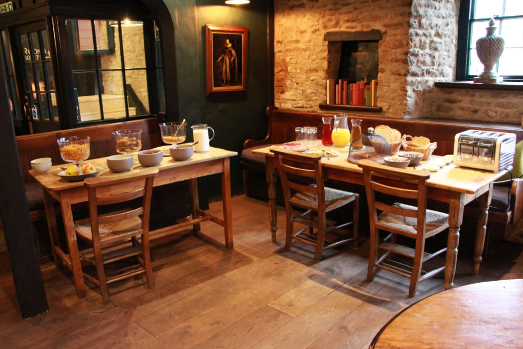 Review: The Bull At Fairford In The Cotswolds