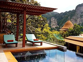 5 Nights At Aonang Cliff Beach Resort & Spa, Krabi, Thailand