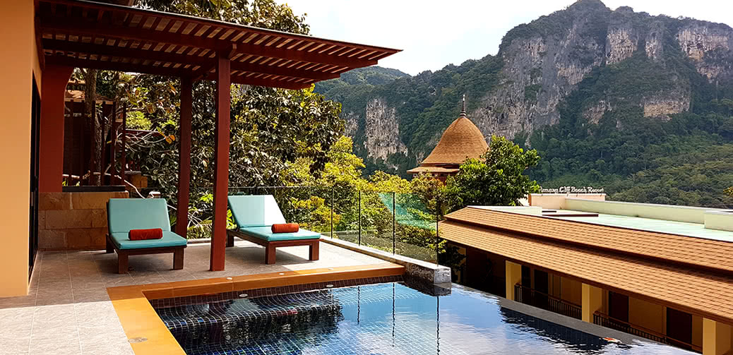 Villas With A View In Krabi