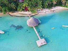 3 Nights At An Eco Adventure Resort In Bocas Del Toro, Panama