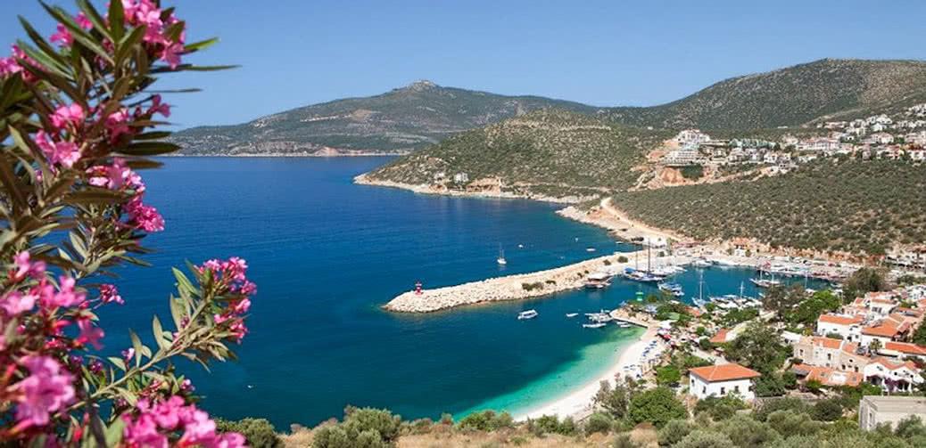 Top 3 Best Boutique Hotels in Kalkan, Turkey