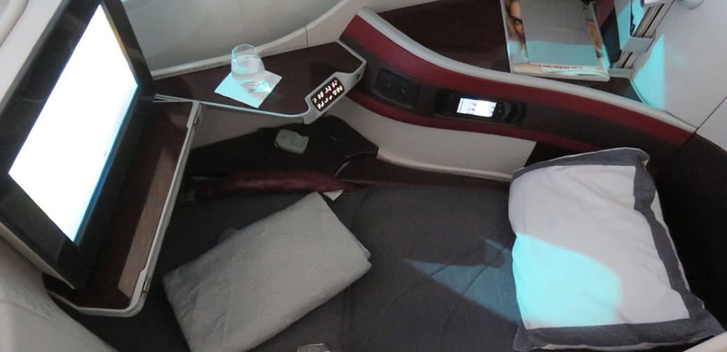 Book Today For Best Business Class Deal Ever! UK To Auckland £1,360 Rtn