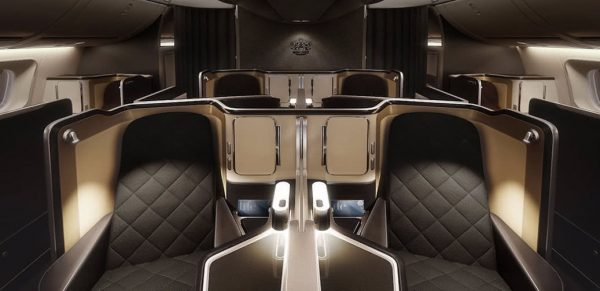 Amazing Deal! British Airways To Chicago Or New York In First Class