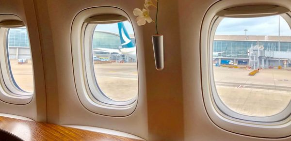 Cathay Pacific Long Haul Business & First Class Flight Reviews
