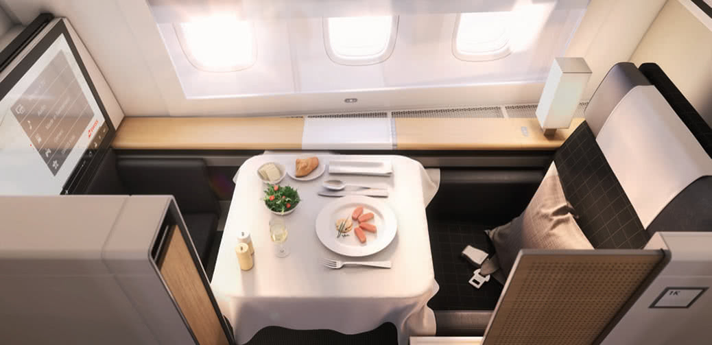 The Cheapest First Class Flight In The World: Fly SWISS For $400!