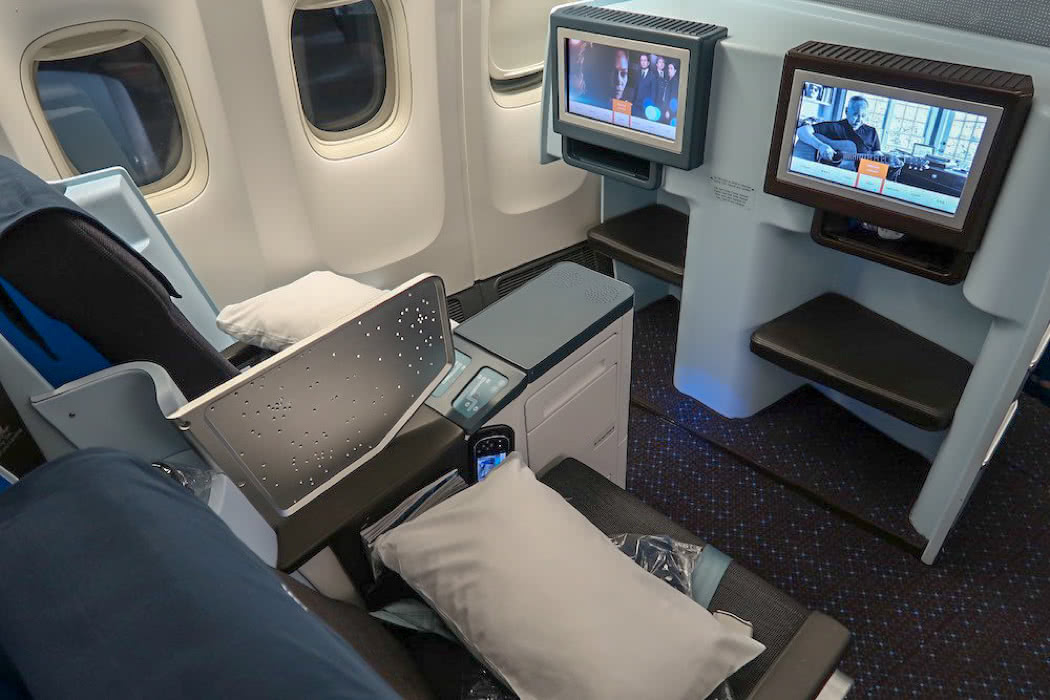 Flight Review: KLM Boeing 777 Business Class Dar Es Salaam to Amsterdam