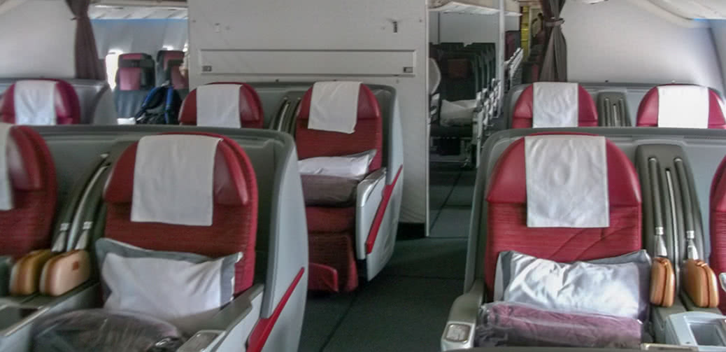 Flight Review: Qatar Airways Business Class Boeing 777-300ER Sydney To Doha