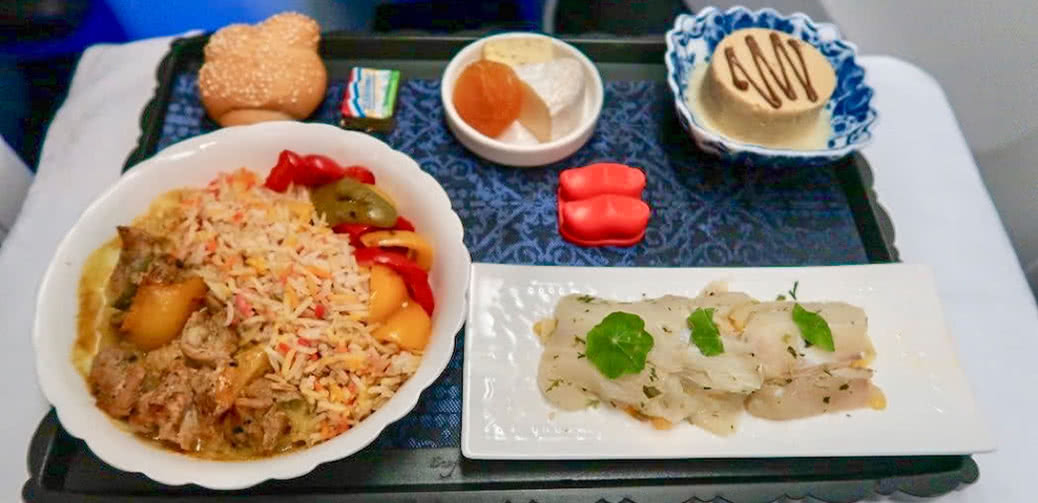 KLM Airlines Business Class Flight Reviews