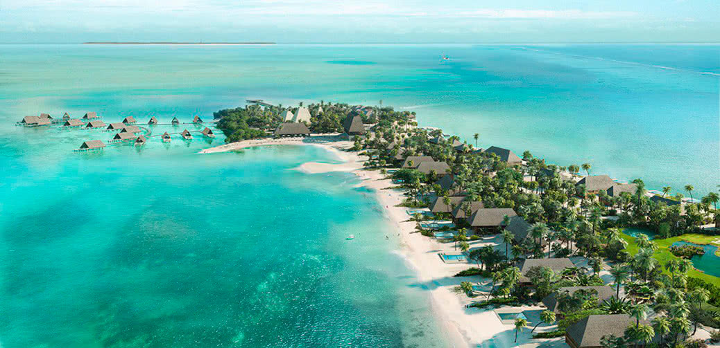 Brand New Luxury Caribbean Resort: The Four Seasons Belize