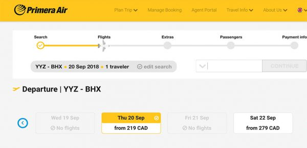 $170 North America To UK: Unbeatable Transatlantic Flight Prices