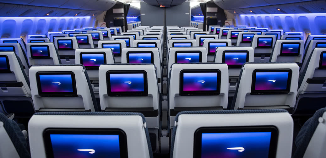 Passenger Misery: British Airways Reveals Tiny New Economy Seats