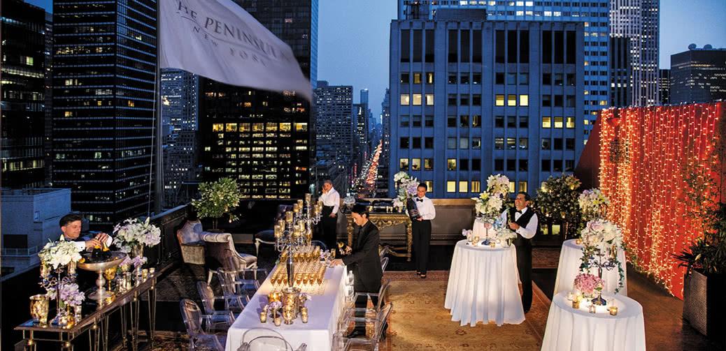 The Peninsula Hotels Pen Club Loyalty Program